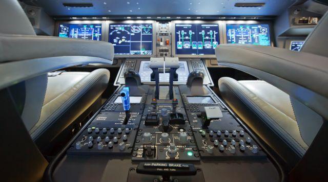 Инновационный самолет МС-21