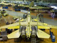 Су-30СМ на цехе окончательной сборки