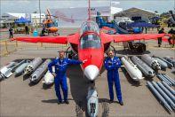 Як-130: ото обучения предварительно боевого применения