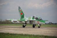 Як-130 ВВС Республики Беларусь