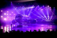 Выкатка пассажирского самолета МС-21