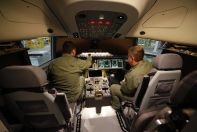 кабина самолета МС-21-300-0001 0