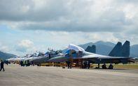 В одном строю Су-30СМ равно Су-30МКМ
