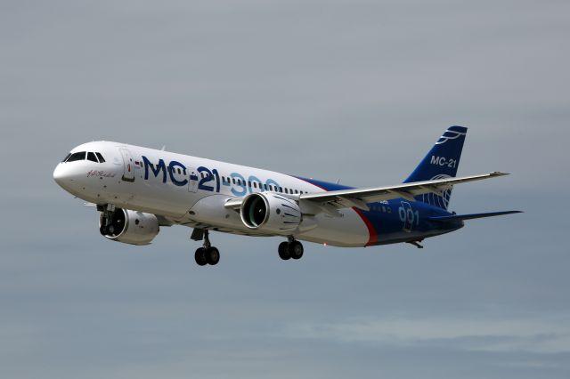 Реализация проекта МС-21 сдвинется на год из-за санкций