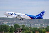 Взлет МС-21-300